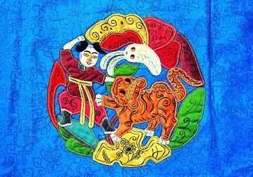 [贴图]中国古代女子贴身亵衣(内衣)