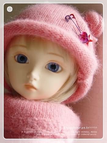 十二星座的SD娃娃发型 女生图片